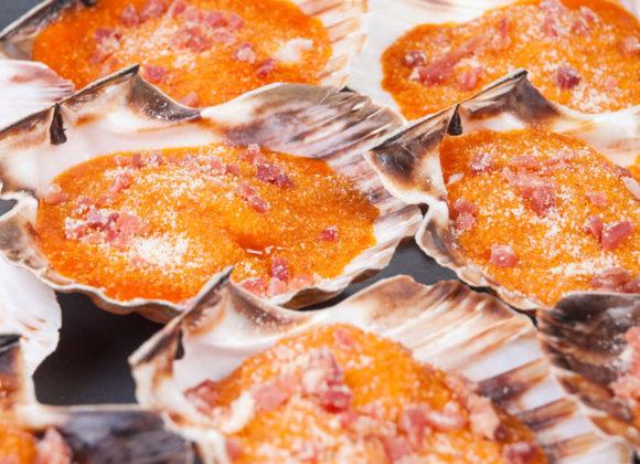Vieira Gallega: curiosidades y receta de un marisco muy apreciado